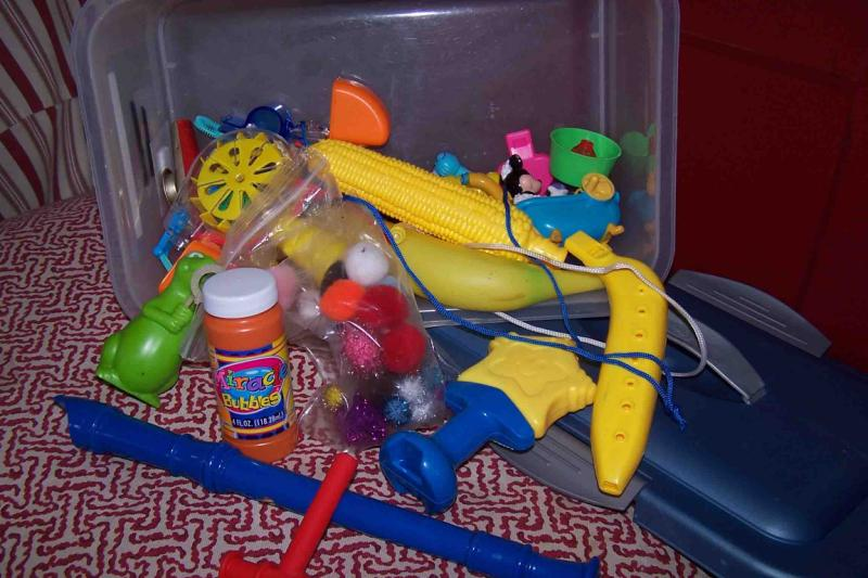 oral motor activities and toys